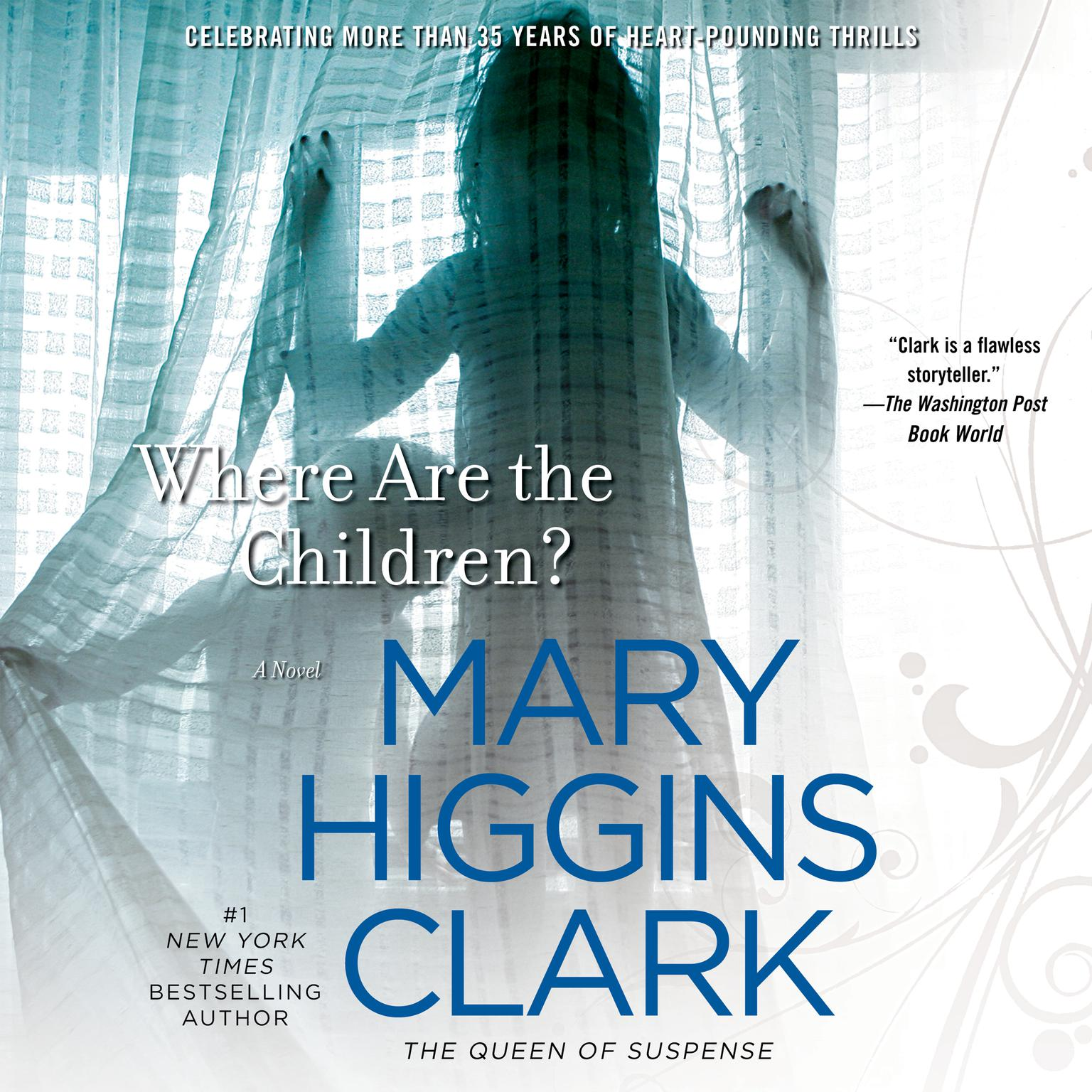 Printable Where are the Children? Audiobook Cover Art