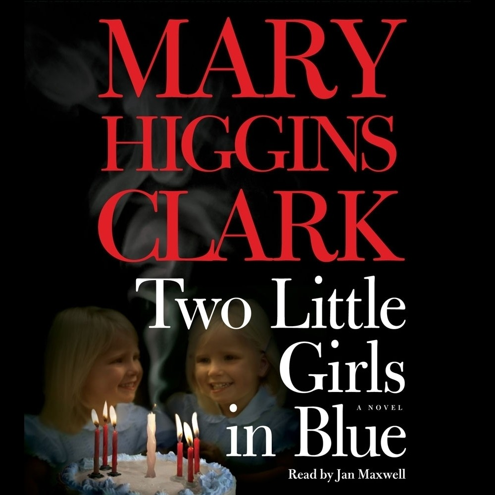 Printable Two Little Girls in Blue: A Novel Audiobook Cover Art