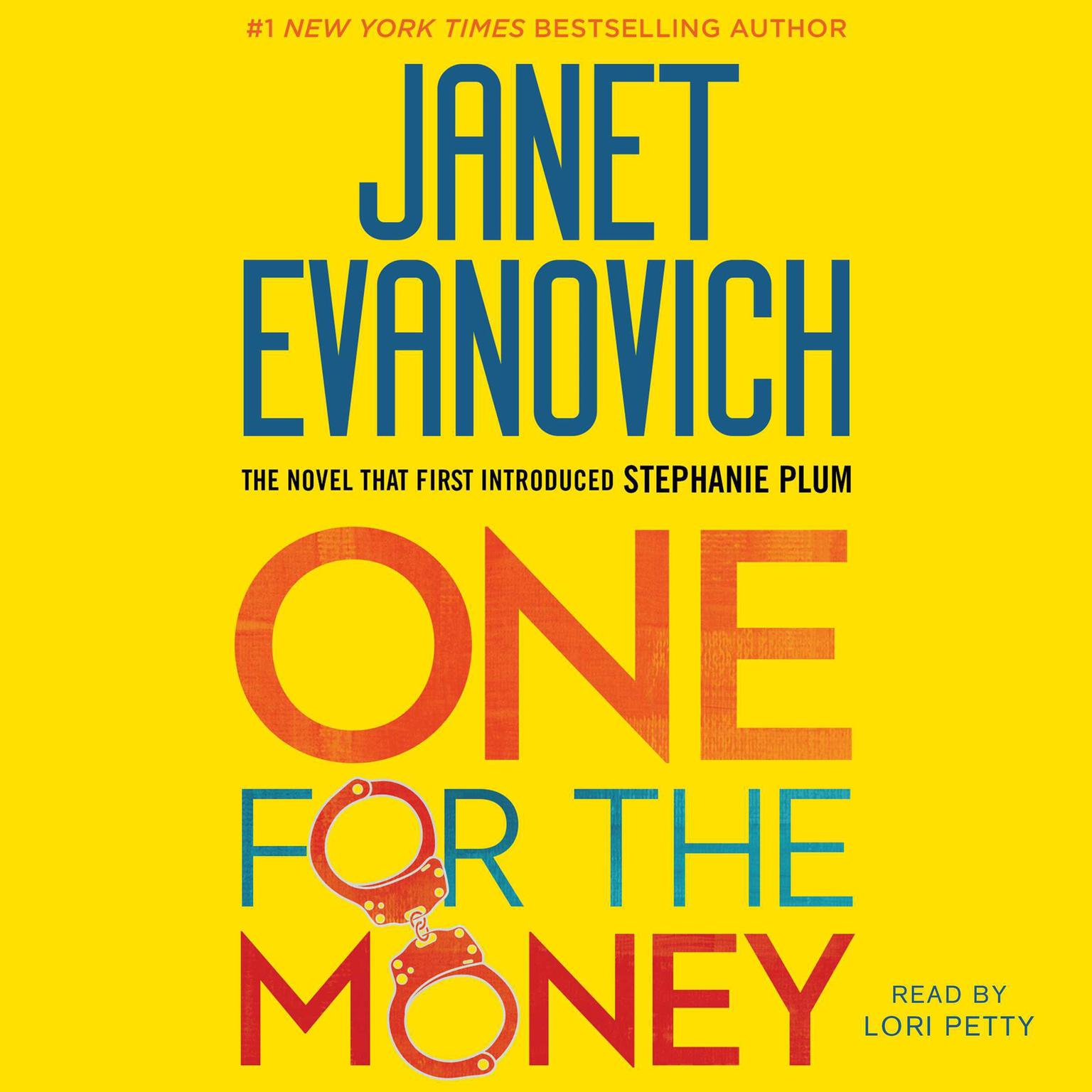 Printable One For The Money: A Stephanie Plum Novel Audiobook Cover Art