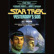 Star Trek: Yesterdays Son, by A. C. Crispin