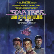 Web of the Romulans Audiobook, by M. S. Murdock