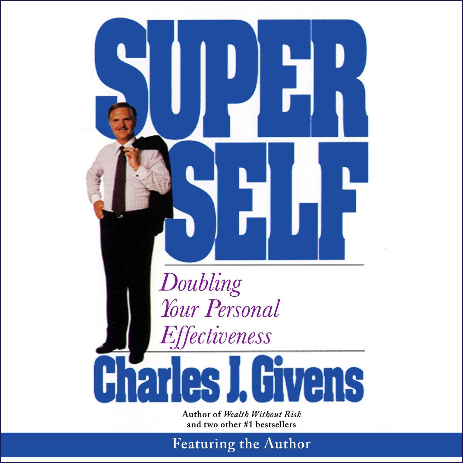 Printable Superself: Doubling Your Personal Effectiveness Audiobook Cover Art
