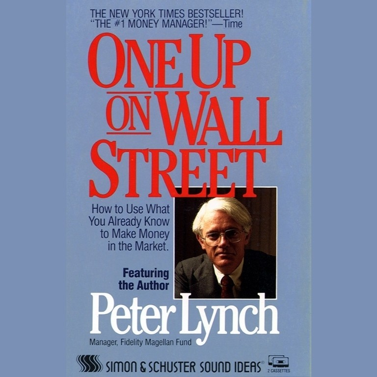 Printable One Up On Wall Street: How To Use What You Already Know To Make Money In The Market Audiobook Cover Art