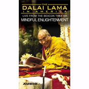 The Dalai Lama in America: Mindful Enlightenment Audiobook, by The Dalai Lama