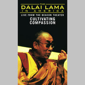 The Dalai Lama in America: Cultivating Compassion Audiobook, by Tenzin Gyatso