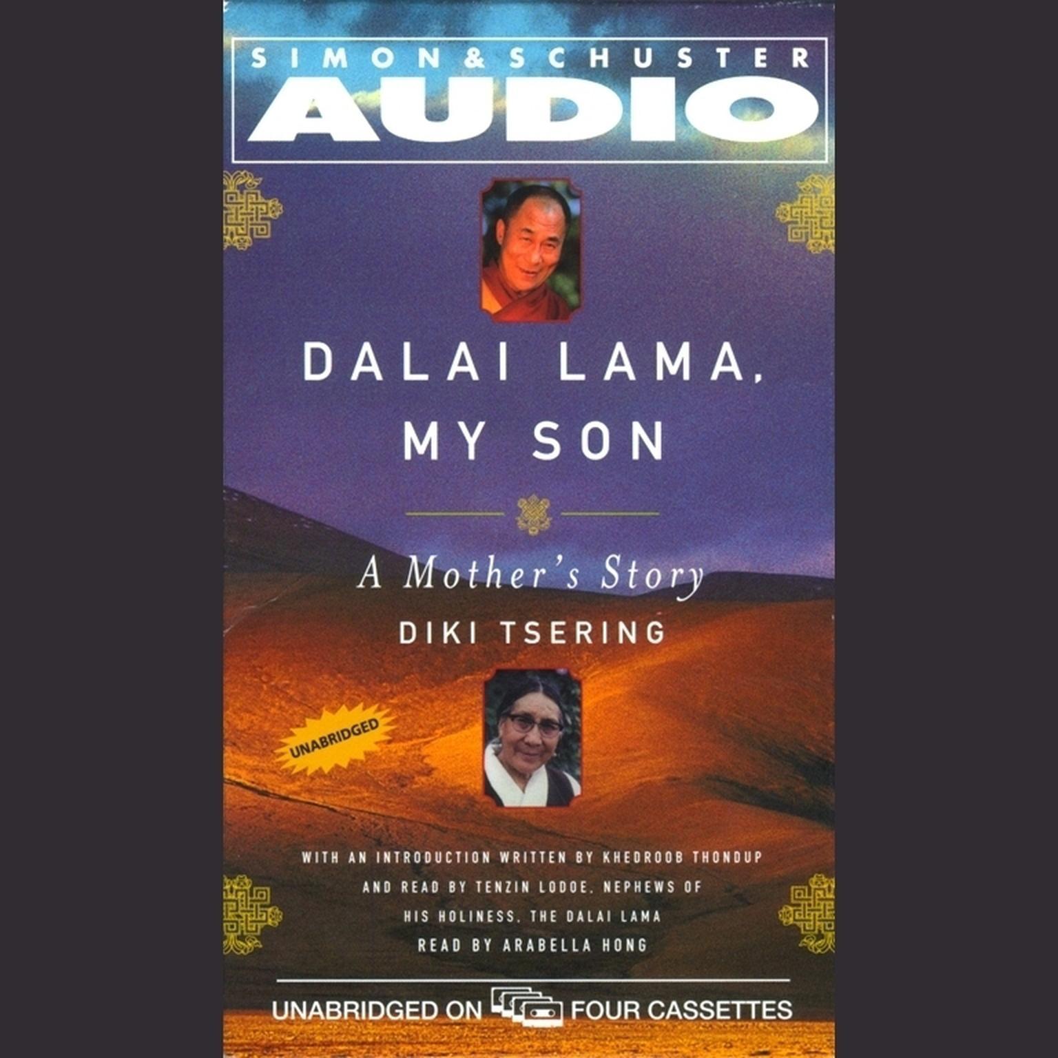 Dalai Lama: My Son Audiobook, by Diki Tsering