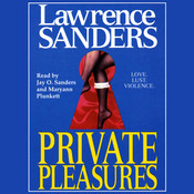 Private Pleasures, by Lawrence Sanders
