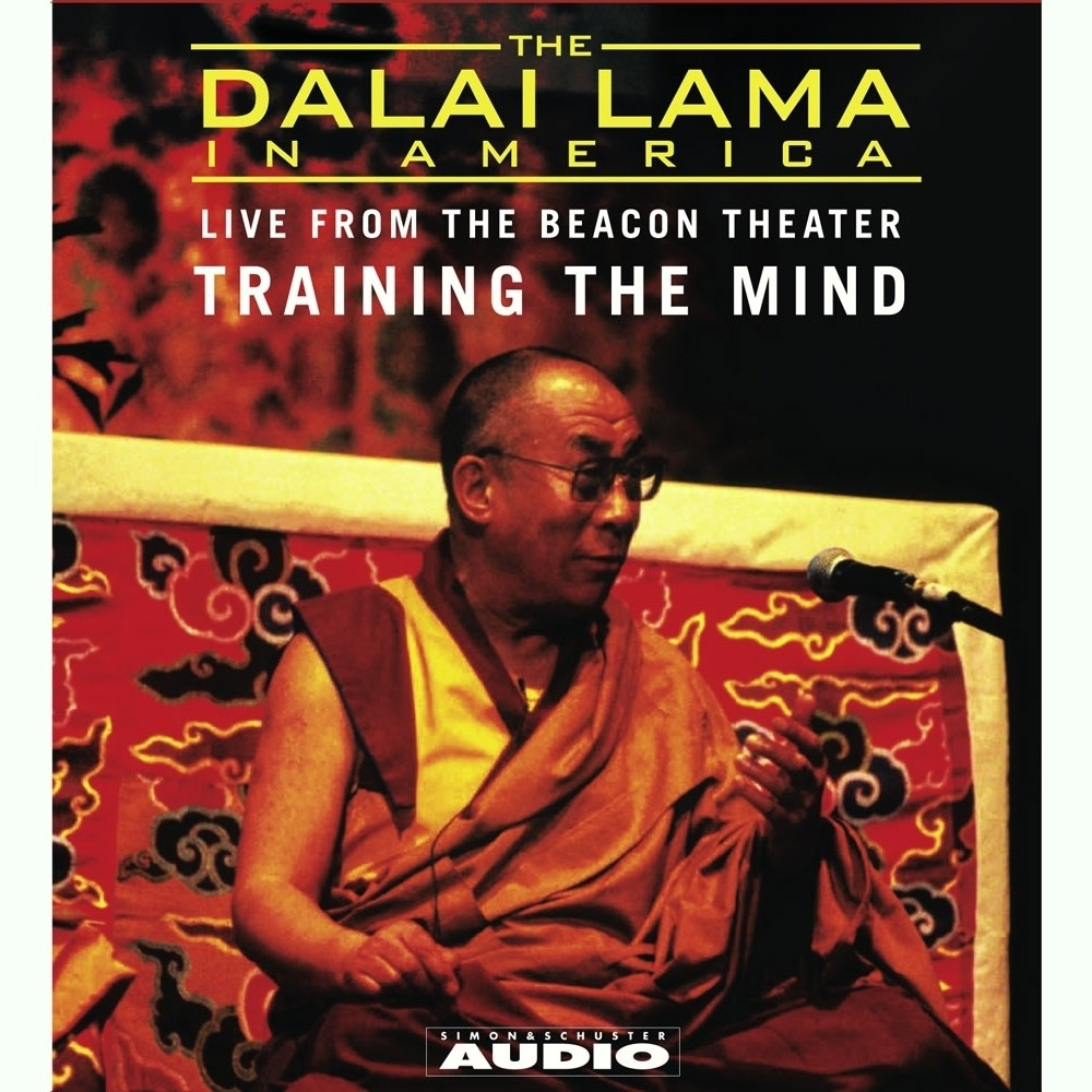 Printable The Dalai Lama in America: Training the Mind Audiobook Cover Art