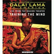 The Dalai Lama in America: Training the Mind Audiobook, by His Holiness the Dalai Lama, Tenzin Gyatso, Tenzin Gyatso