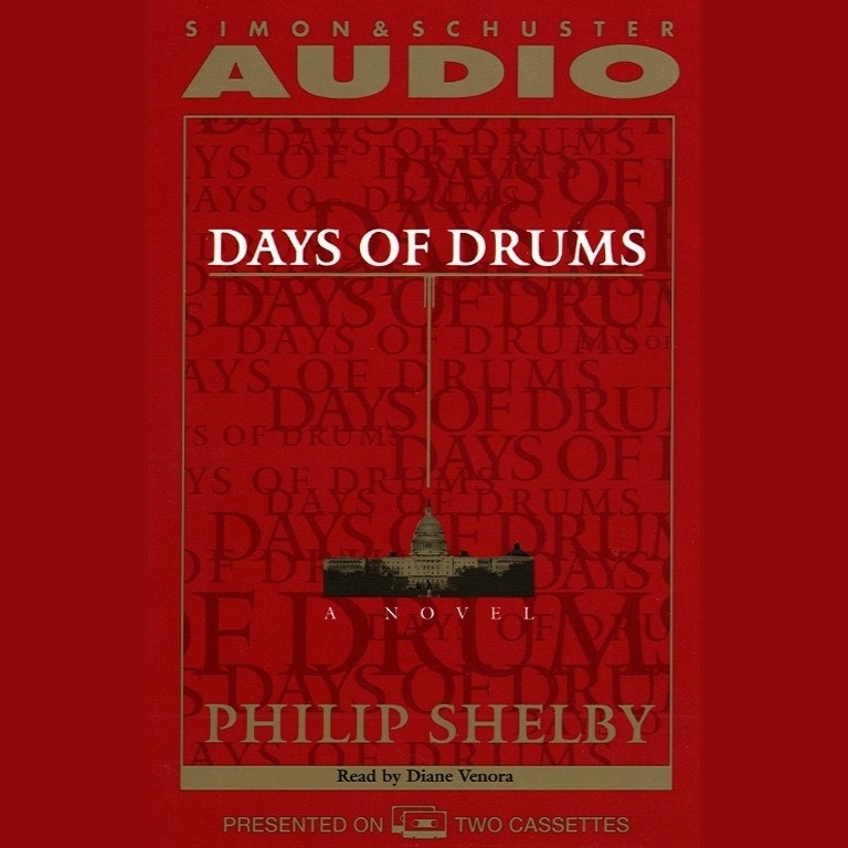 Printable Days of Drums: A Novel Audiobook Cover Art