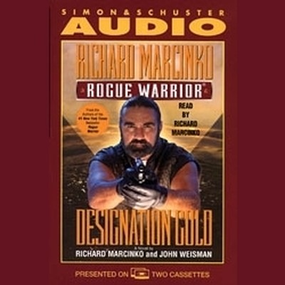 Printable Rogue Warrior: Designation Gold Audiobook Cover Art