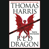 Red Dragon Audiobook, by Thomas Harris