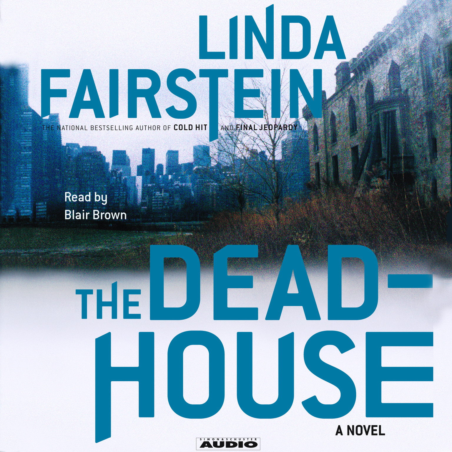 Printable The Deadhouse Audiobook Cover Art