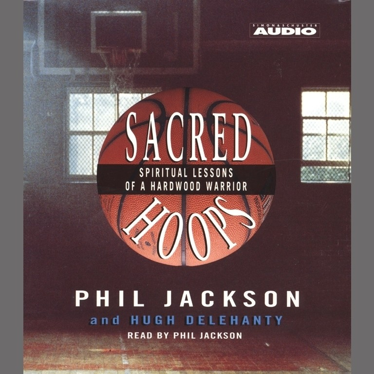 Printable Sacred Hoops: Spiritual Lessons Of A Hardwood Warrior Audiobook Cover Art
