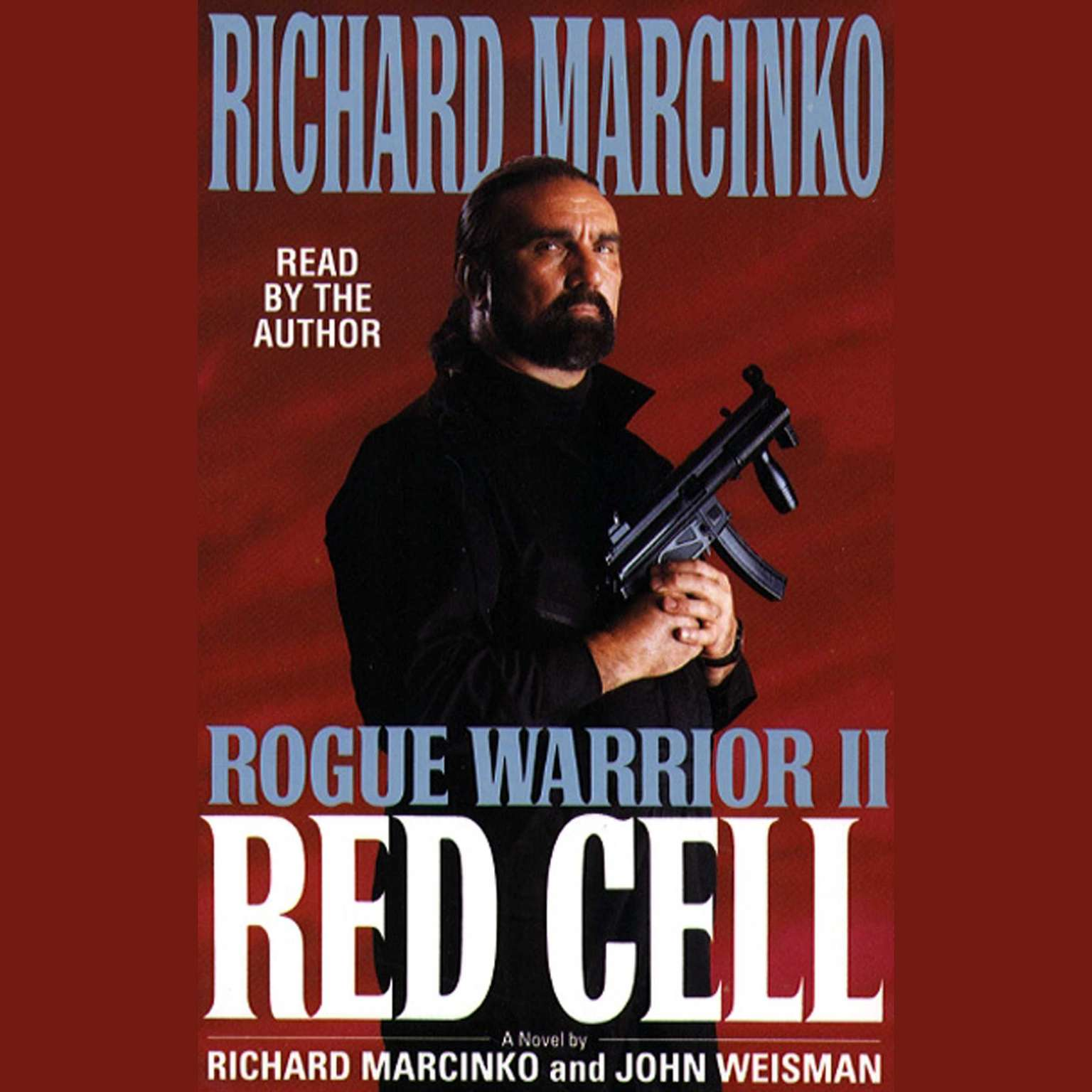 Printable Rogue Warrior II: Red Cell: Red Cell Audiobook Cover Art