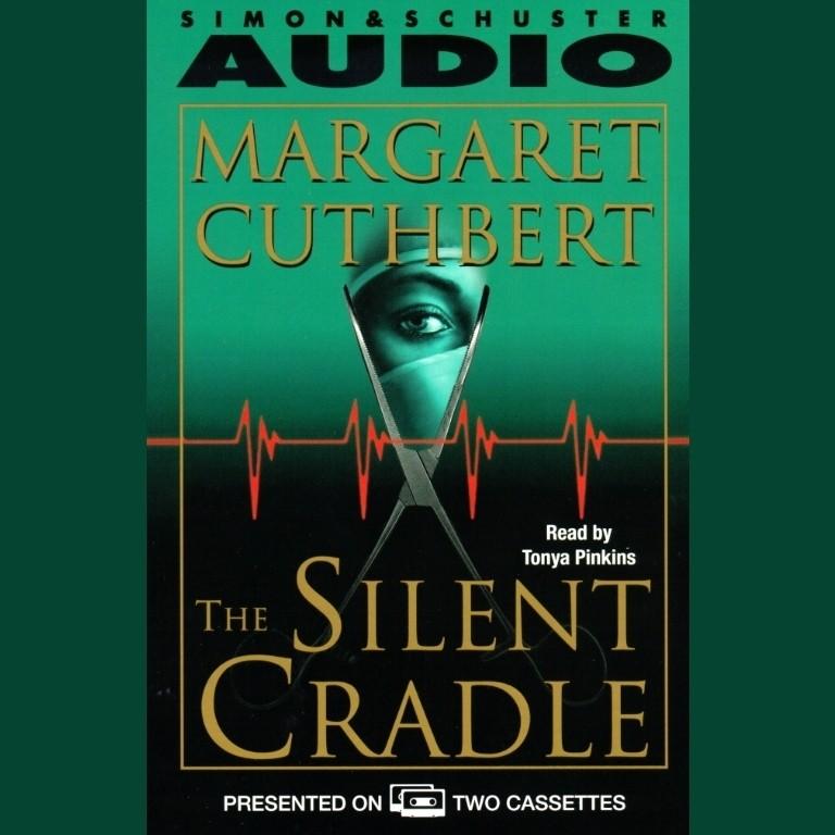 Printable The Silent Cradle Audiobook Cover Art