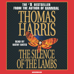 The Silence of the Lambs Audiobook, by Thomas Harris