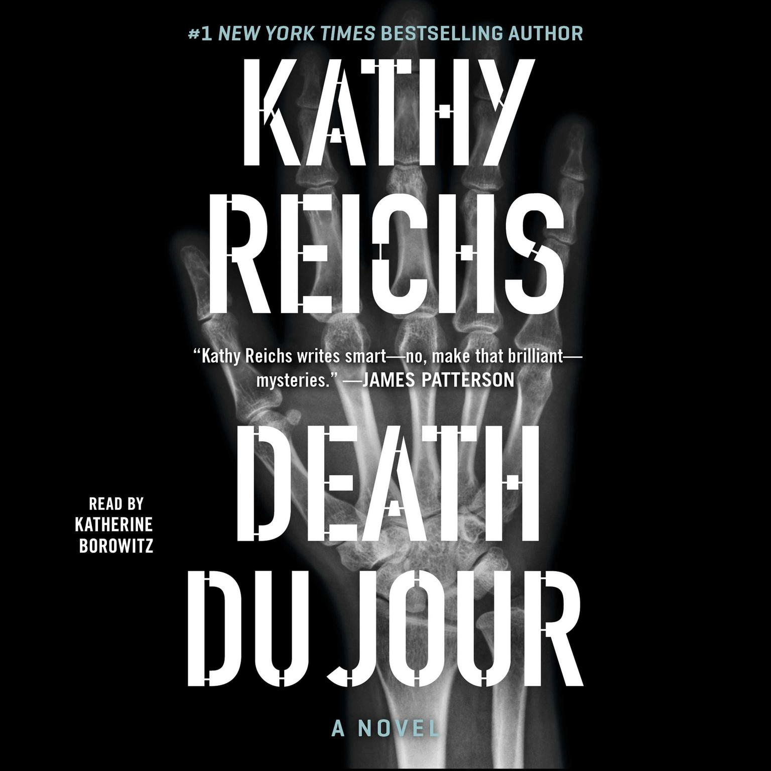Printable Death Du Jour: A Novel Audiobook Cover Art