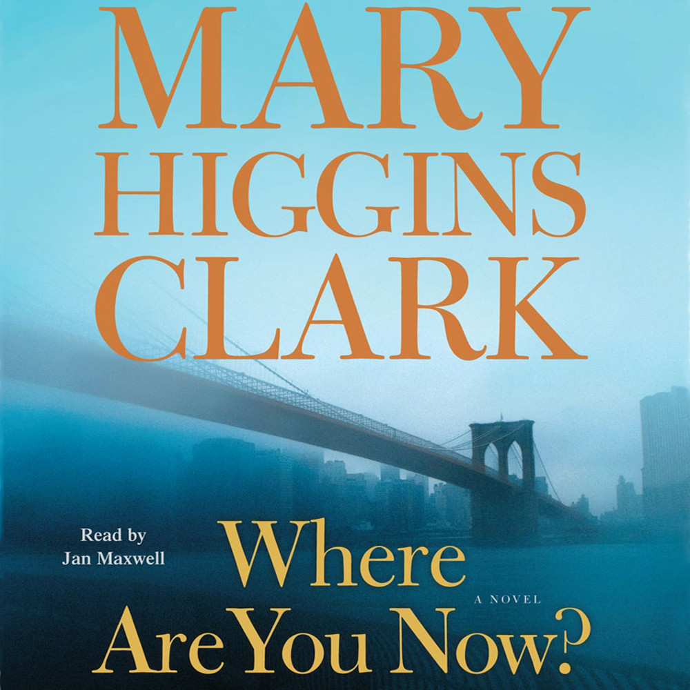 Printable Where Are You Now?: A Novel Audiobook Cover Art
