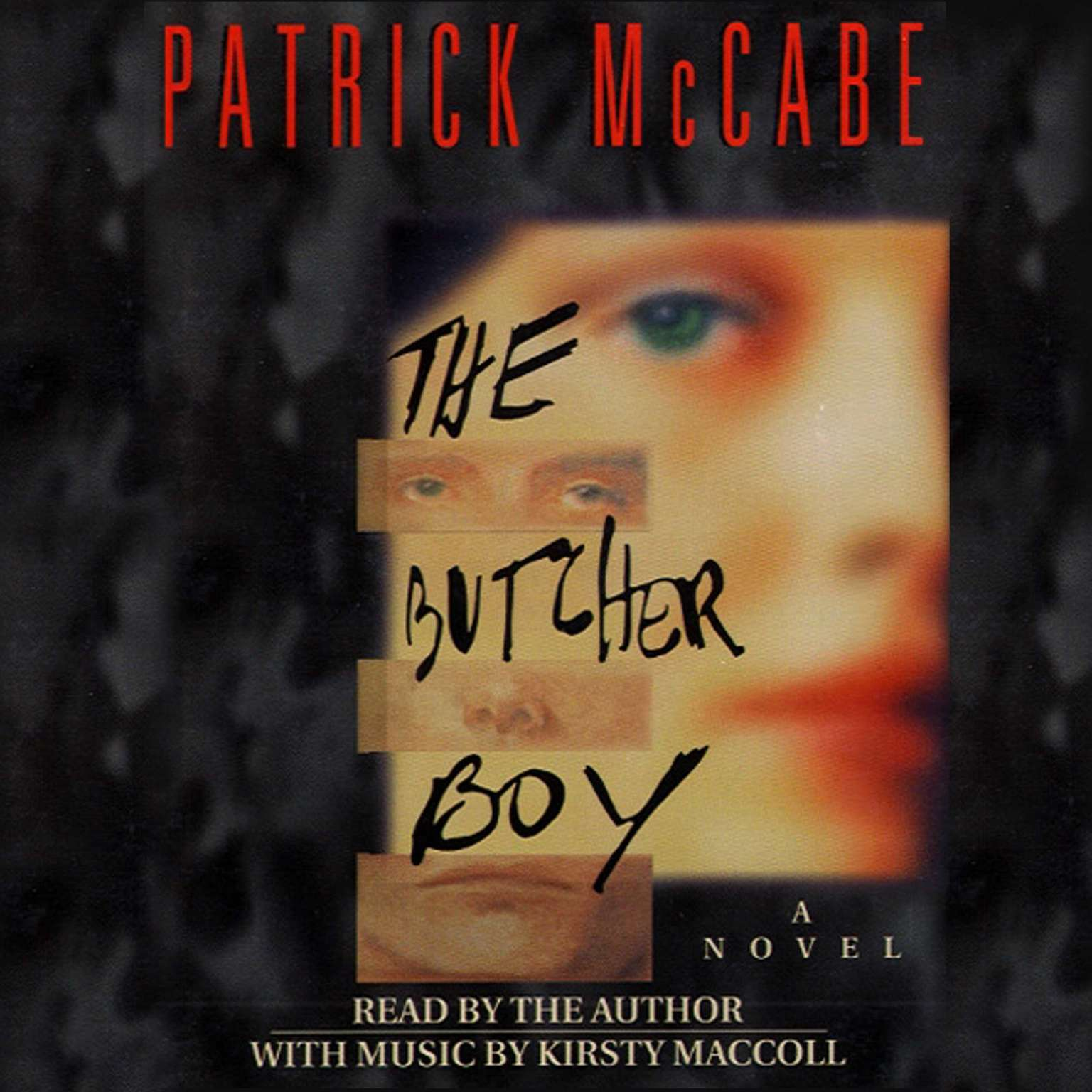 Printable The Butcher Boy Audiobook Cover Art