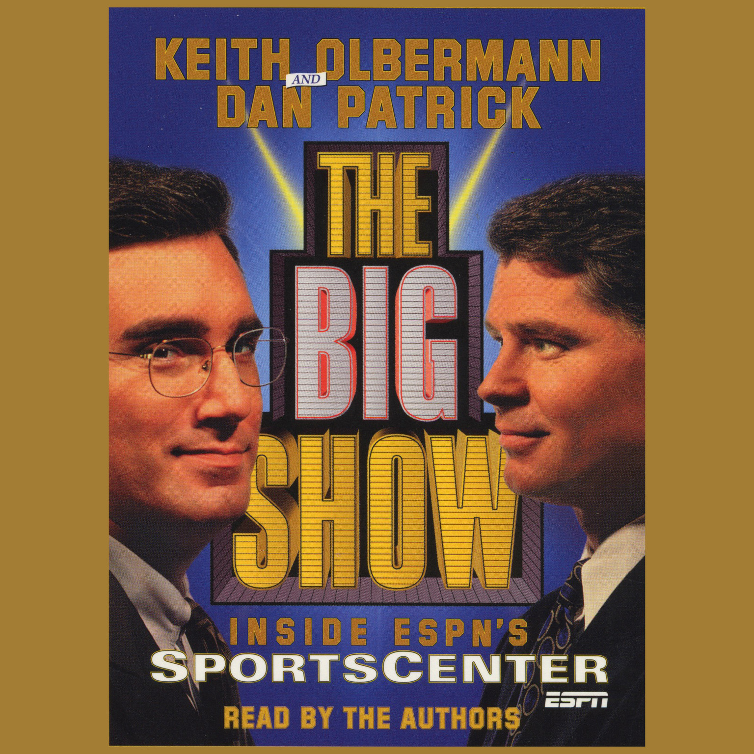 Printable The Big Show: Inside ESPN's Sportscenter Audiobook Cover Art