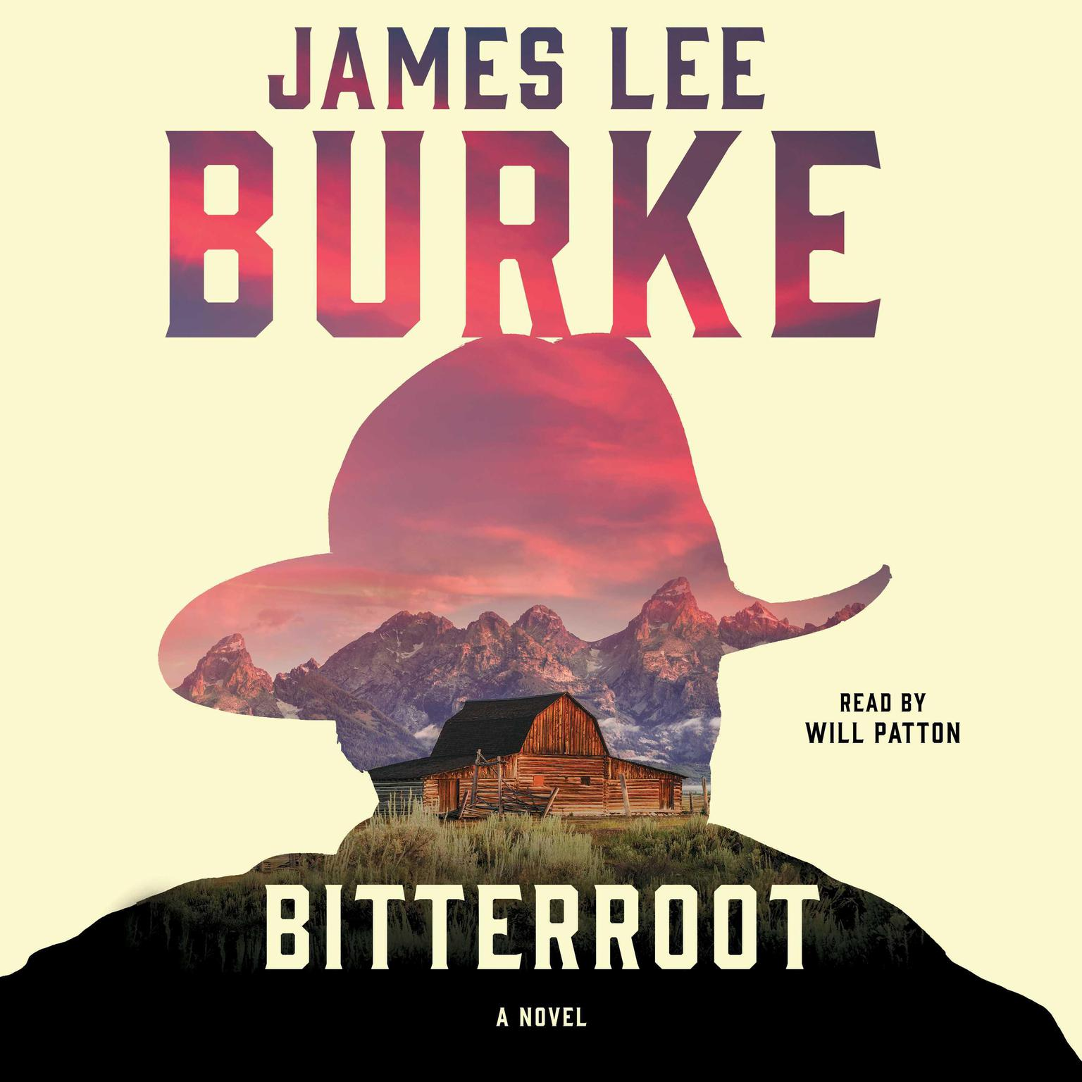 Printable Bitterroot Audiobook Cover Art