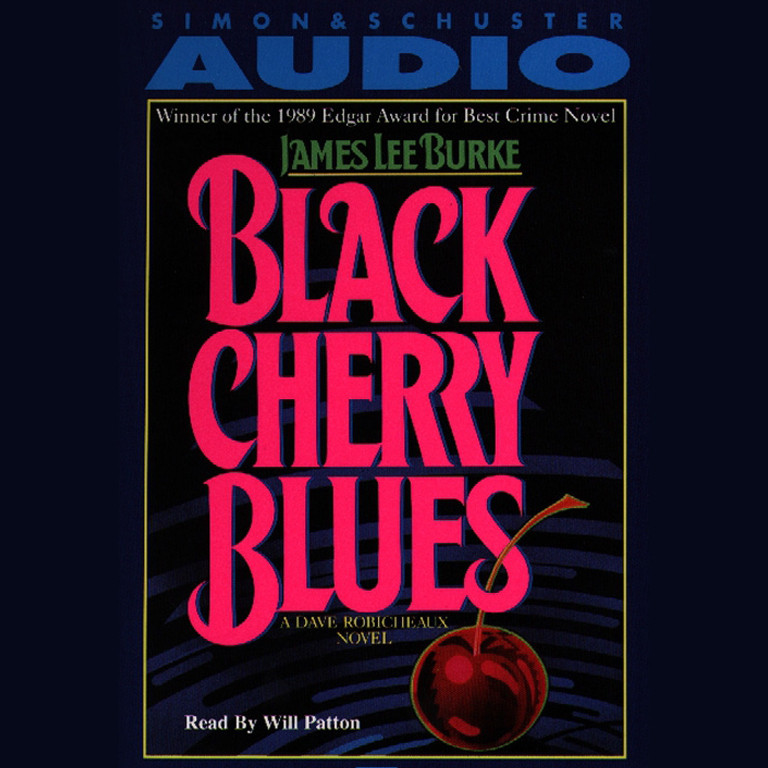 Printable Black Cherry Blues Audiobook Cover Art