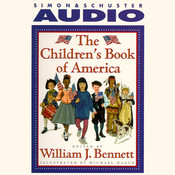 The Childrens Book of America Audiobook, by William J. Bennett