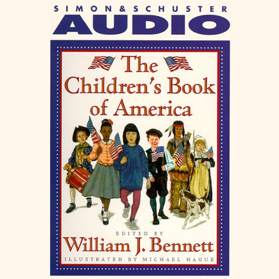 The Childrens Book of America Audiobook, by Author Info Added Soon