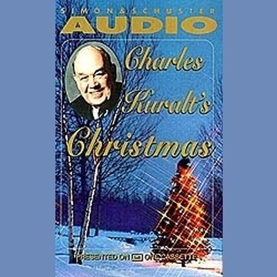 Printable Charles Kuralt's Christmas Audiobook Cover Art