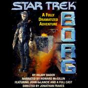 Star Trek Borg: Experience the Collective Audiobook, by Hilary Bader, Hillary Bader