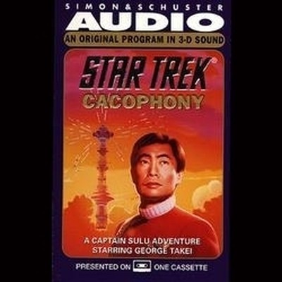 Printable Star Trek: Cacophony: A Captain Sulu Adventure Audiobook Cover Art