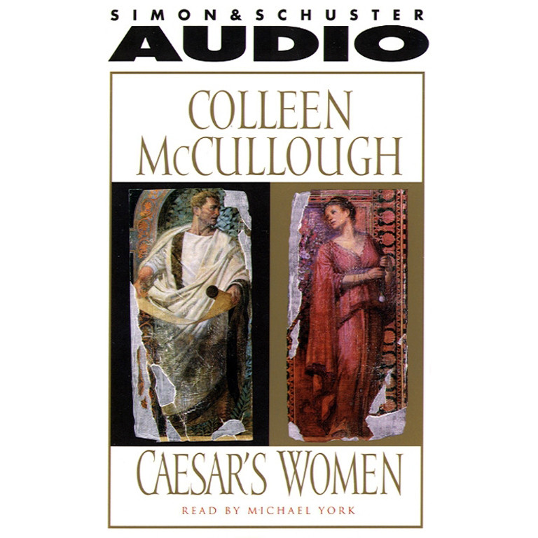 Printable Caesar's Women Audiobook Cover Art