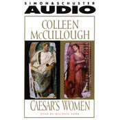 Caesar's Women Audiobook, by Colleen McCullough