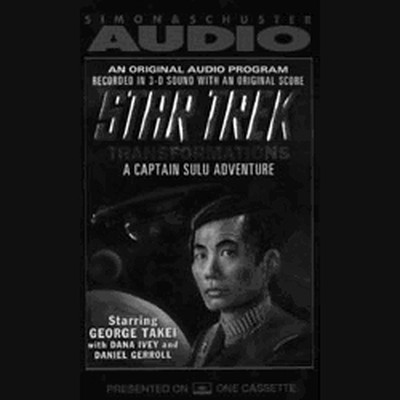 Printable Star Trek: Transformations: A Captain Sulu Adventure Audiobook Cover Art