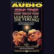 Star Trek Deep Space Nine: Legends of the Ferengi, by Ira Steven Behr, Robert Hewitt Wolfe