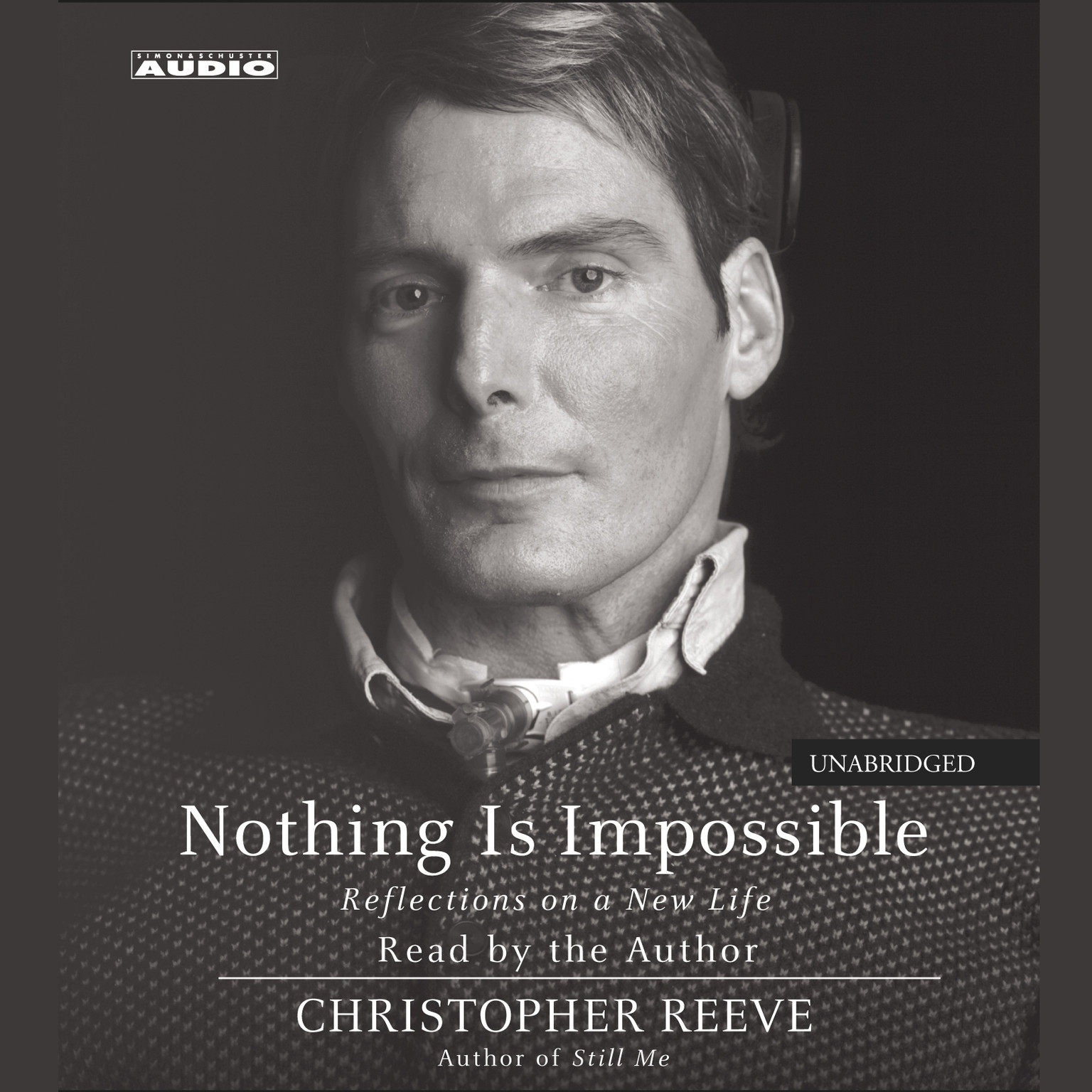 Printable Nothing Is Impossible: Reflections on a New Life Audiobook Cover Art