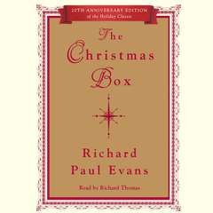 Christmas Box Audiobook, by Richard Paul Evans