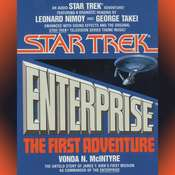 Star Trek Enterprise: the First Adventure: The First Adventure Audiobook, by Vonda N. McIntyre