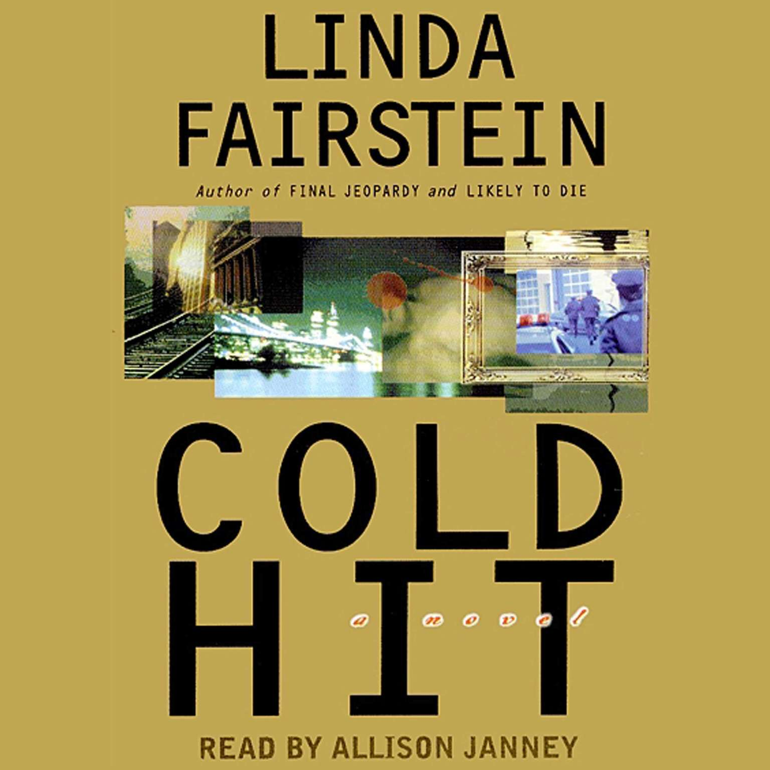 Printable Cold Hit Audiobook Cover Art