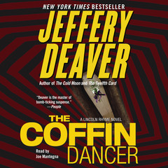 The Coffin Dancer: A Novel Audiobook, by Jeffery Deaver