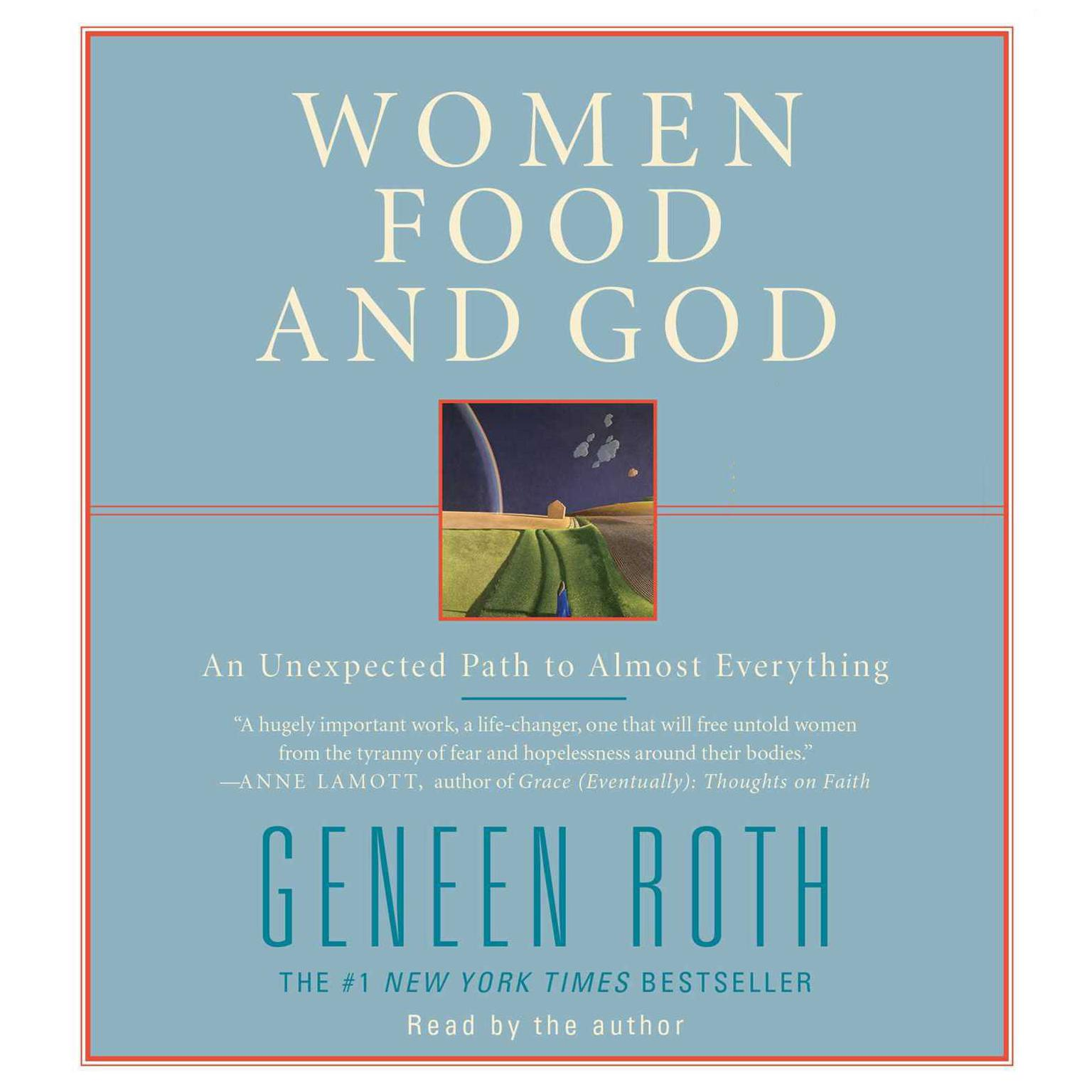 Printable Women Food and God: An Unexpected Path to Almost Everything Audiobook Cover Art