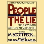 People of the Lie, Vol. 2: The Hope for Healing Human Evil Audiobook, by M. Scott Peck