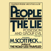 People of the Lie, Vol. 3: Possession and Group Evil Audiobook, by M. Scott Peck