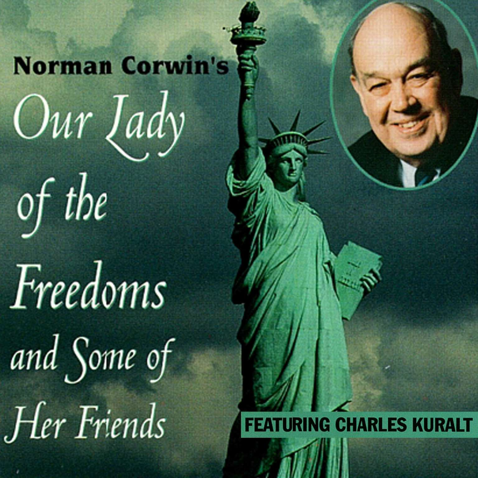 Printable Our Lady of the Freedoms Audiobook Cover Art