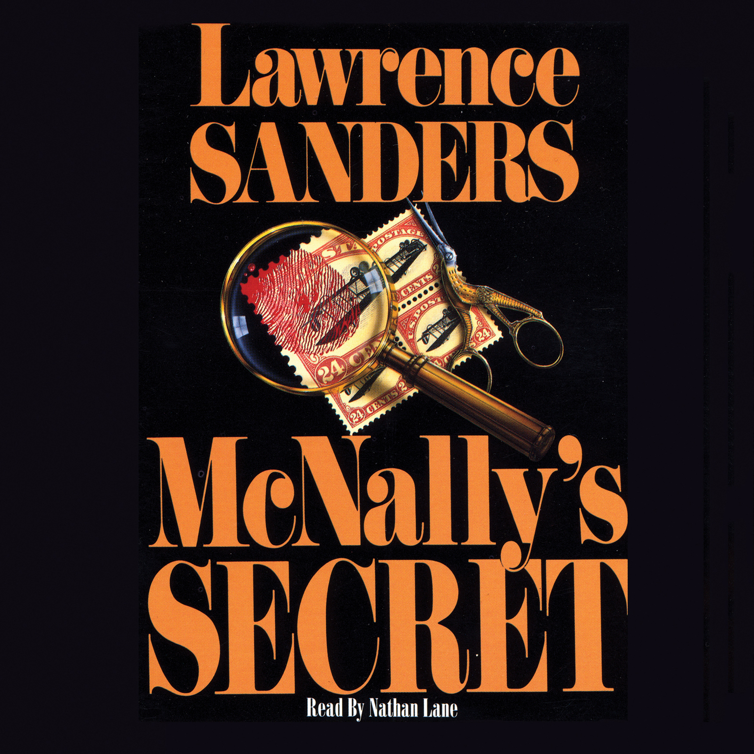 Printable McNally's Secret Audiobook Cover Art
