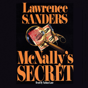 McNally's Secret Audiobook, by Lawrence Sanders