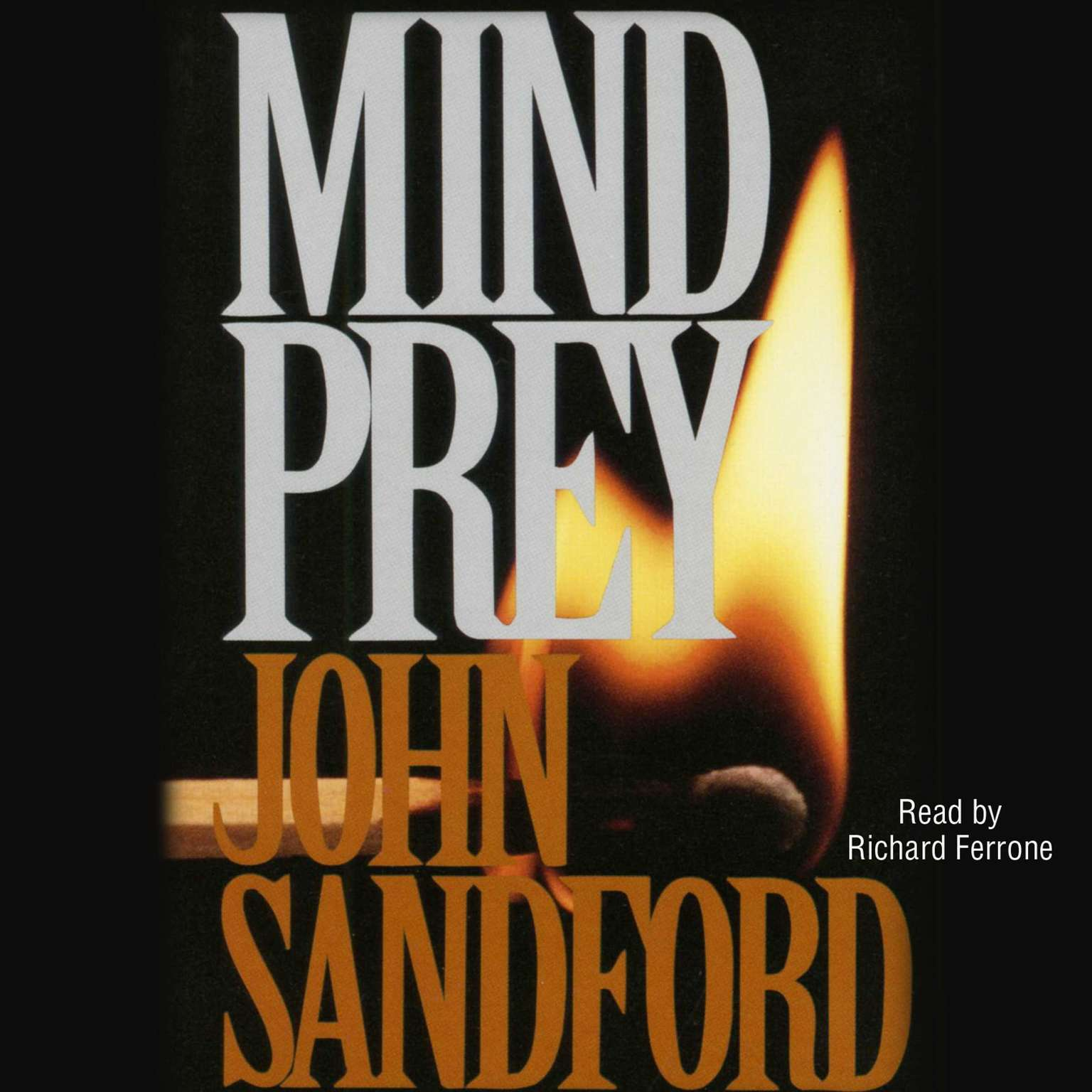 Printable Mind Prey Audiobook Cover Art