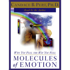 Molecules of Emotion: Why You Feel the Way You Feel Audiobook, by Candace B. Pert