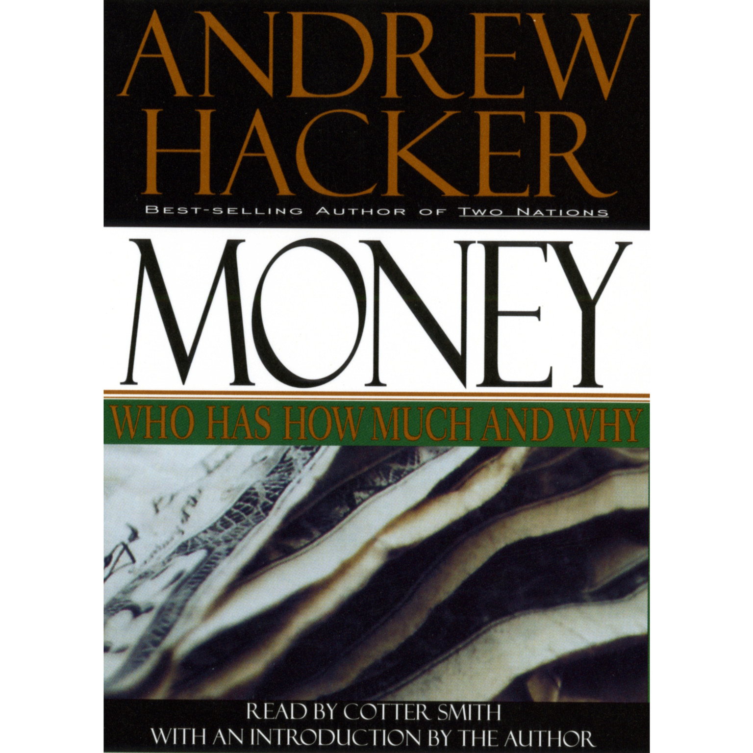 Printable Money: Who Has How Much and Why Audiobook Cover Art